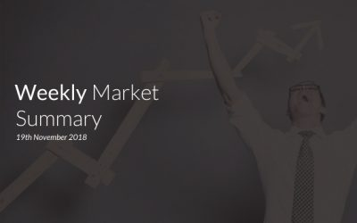 Weekly Market Summary – 19th November 2018
